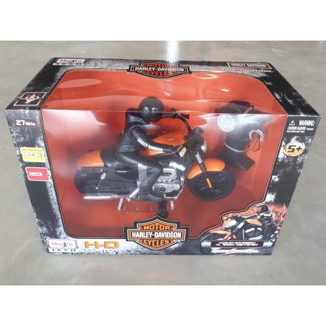 Moto télécommandée Nightster Rider