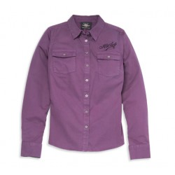 Chemise longues manches