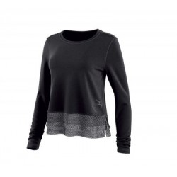 Pullover HD manches longues, dame